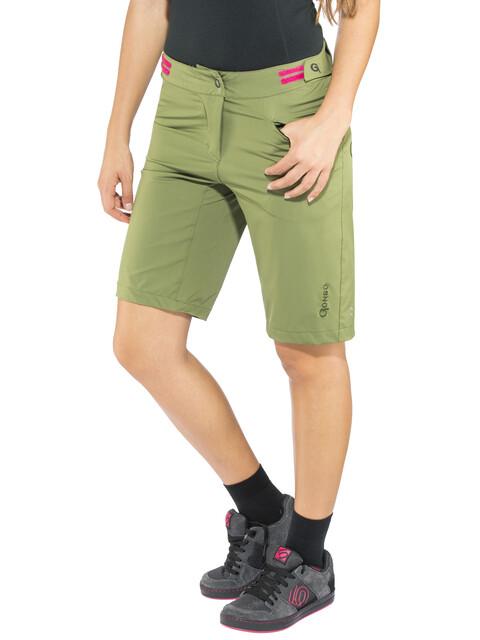 Gonso Sodal Bike-Shorts Damen olivine